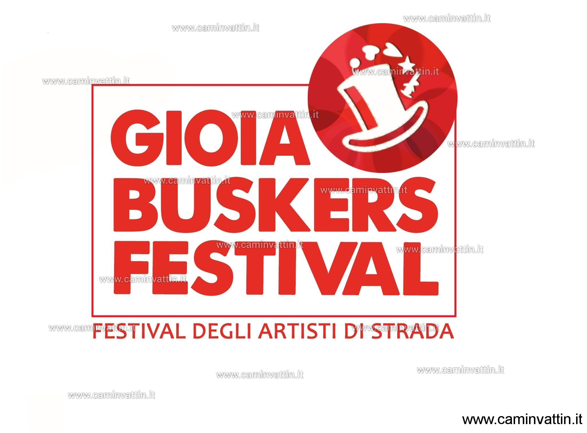 Gioia Busker Festival il festival degli artisti di strada