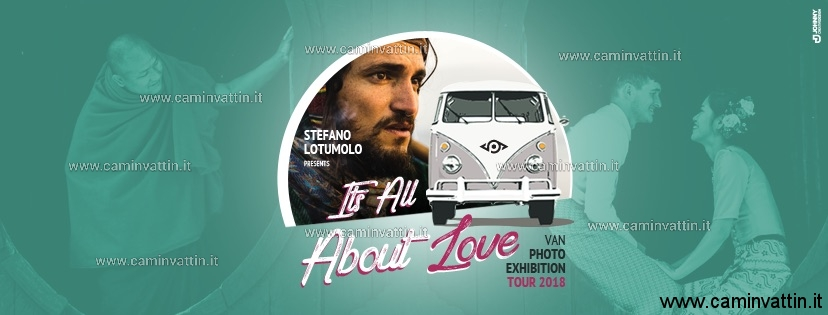 Its all about love stefano lotumolo