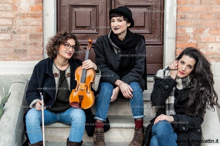 LE SCAT NOIR Viaggio musicale a tre voci