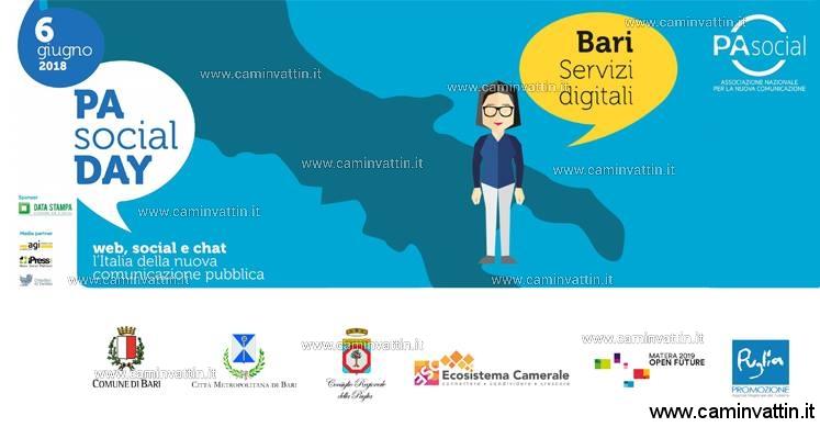 PA Social Day Bari Servizi Digitali