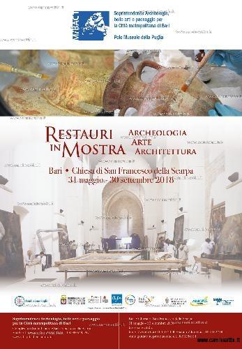 Restauri in mostra Archeologia Arte Architettura