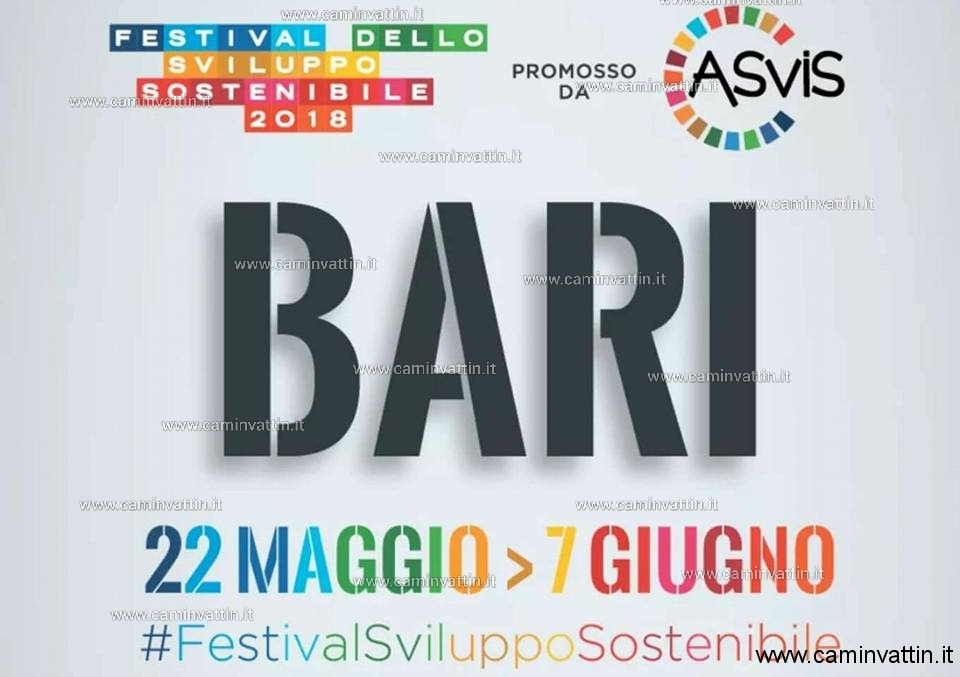 festival urbano dello sviluppo sostenibile bari