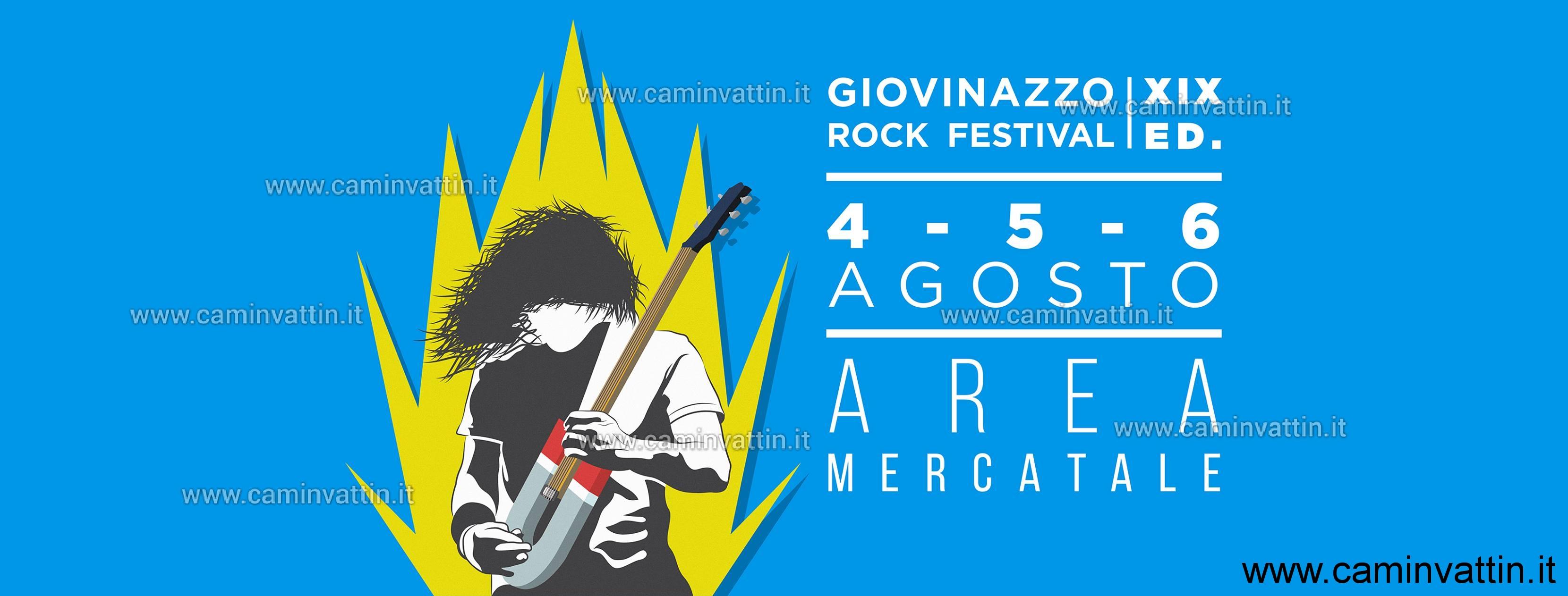 giovinazzo rock festival 2018
