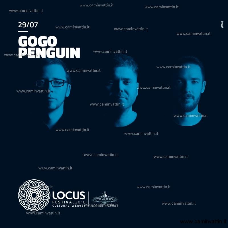gogo penguin locus festival 2018