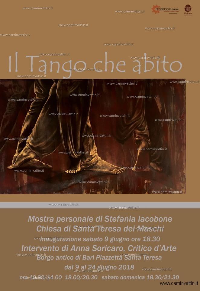 il tango che abito mostra stefania iacobone