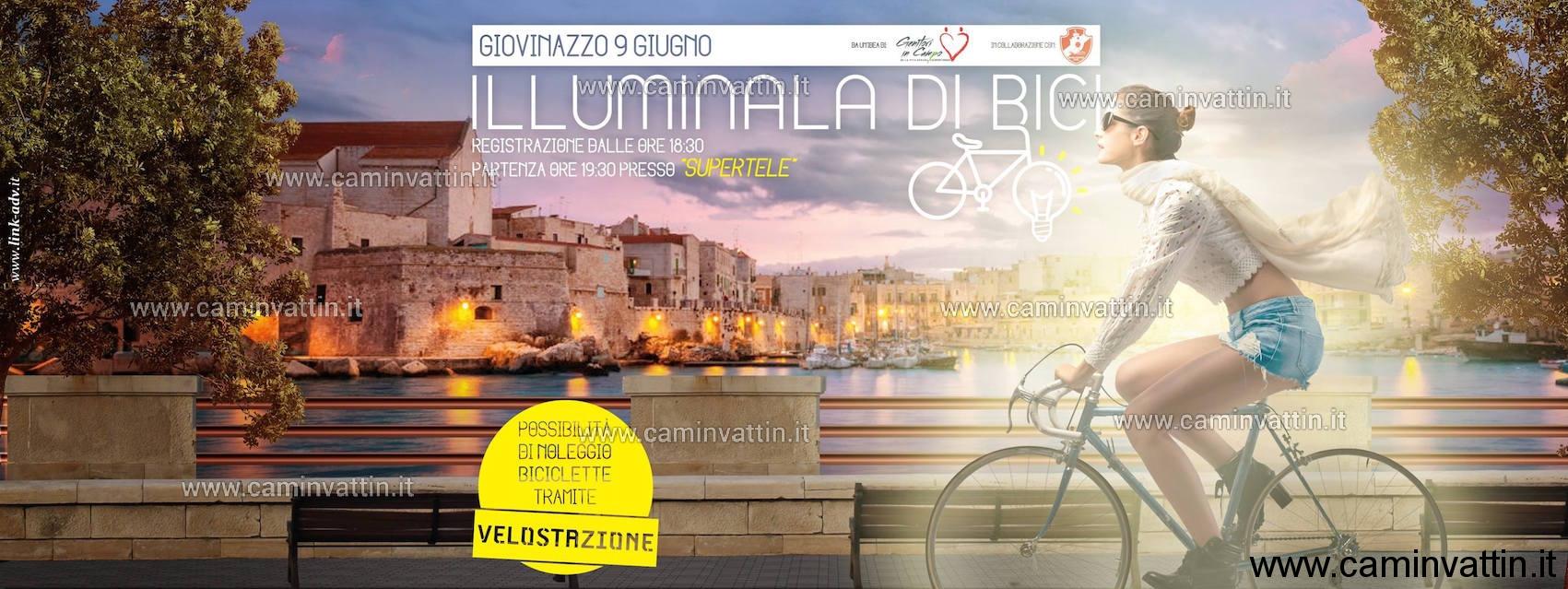 illuminala di bici