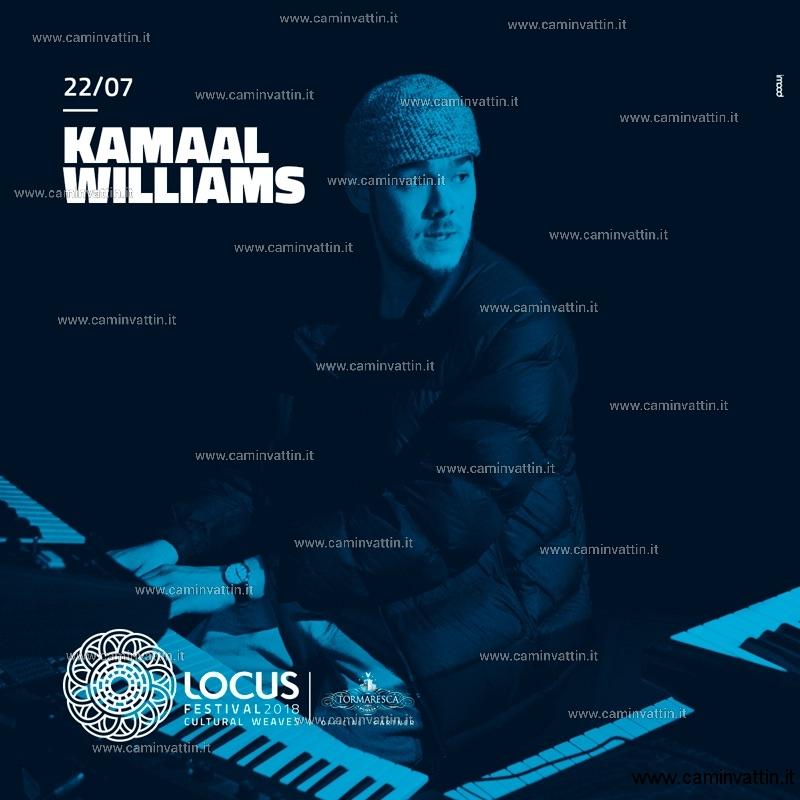 kamaal williams locus festival