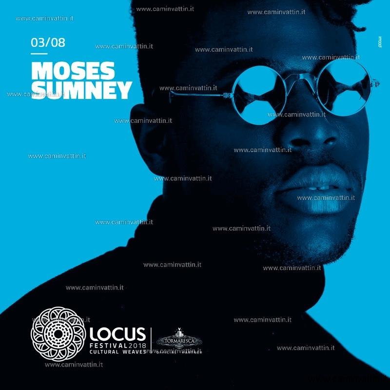 moses sumney locus festival 2018