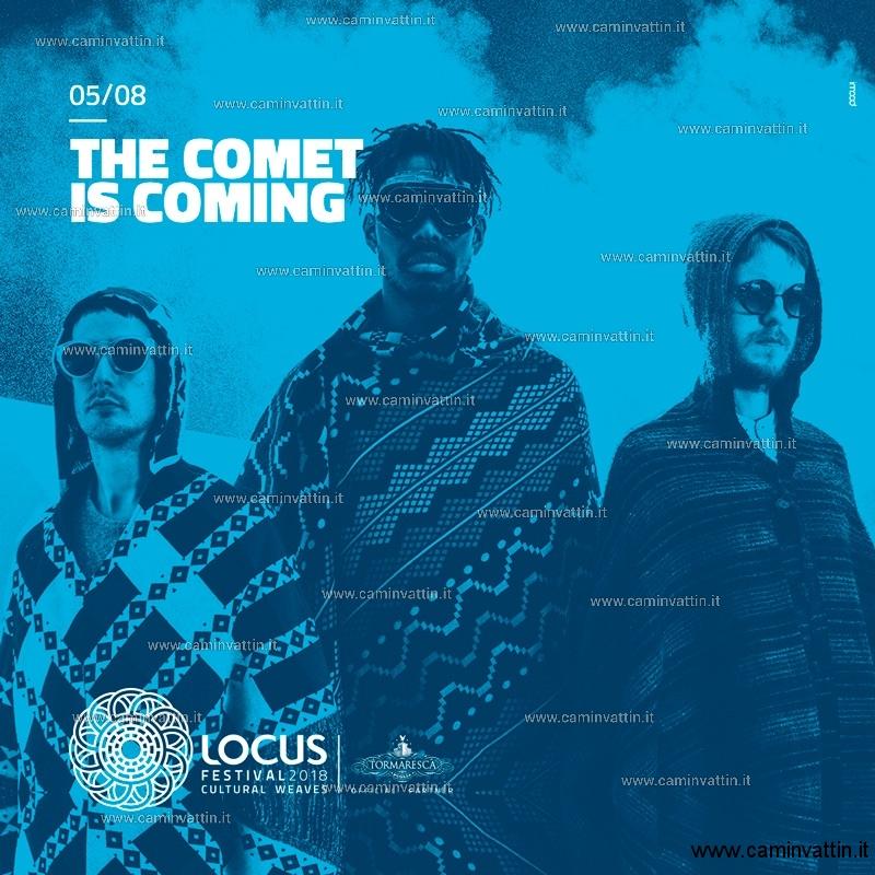 the comet is coming locorotondo locus festival