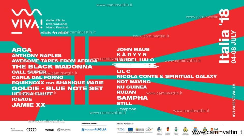 viva festival 2018 valle ditria