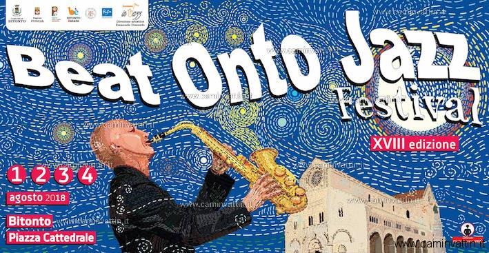 Beat Onto Jazz 2018