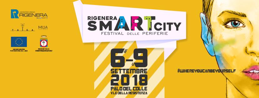 RIGENERA SmART City festival delle Periferie