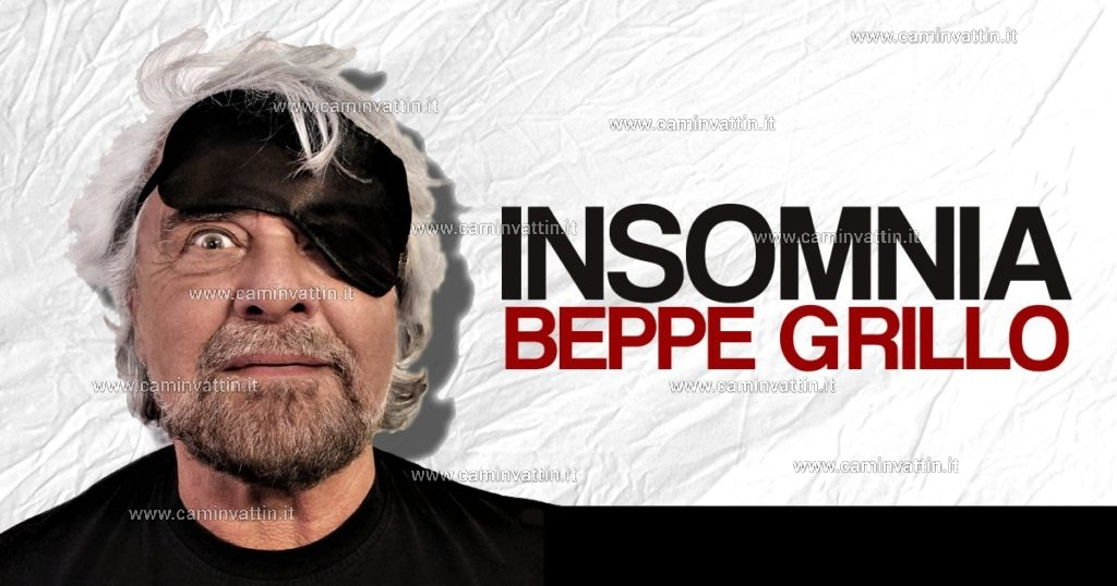beppe grillo insomnia teatro team bari