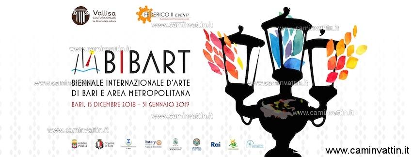 bibart biennale internazionale darte bari 2018 2019