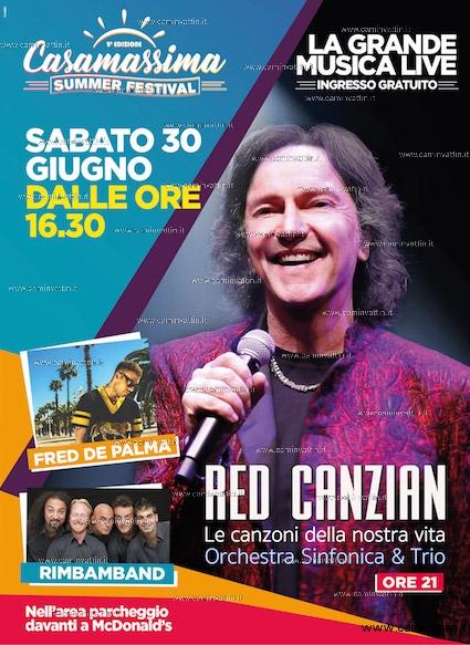 casamassima summer festival 2018