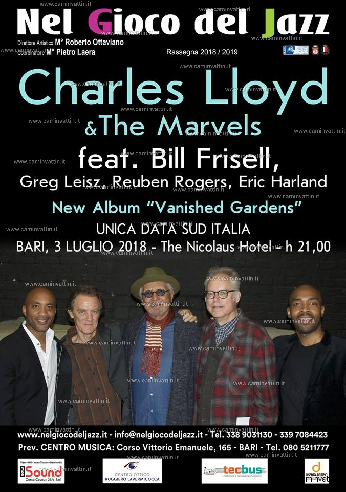 charles lloyd the marvels nicolaus hotel