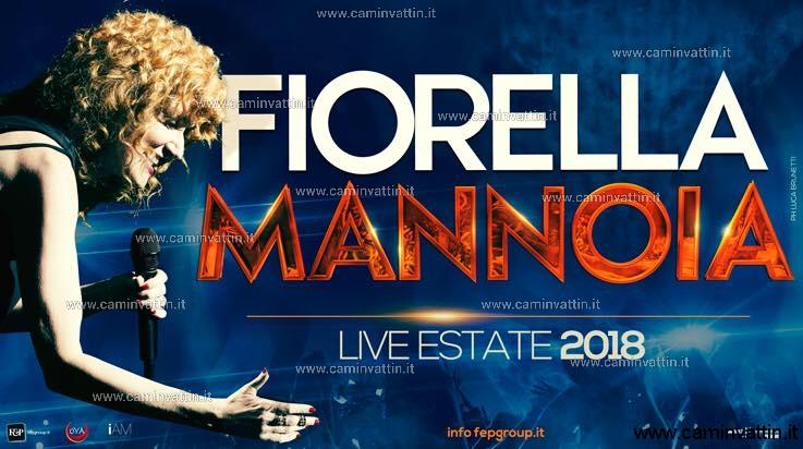 fiorella mannoia molfetta tour 2018