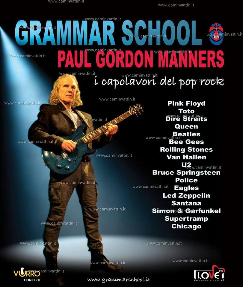 grammar school in concerto
