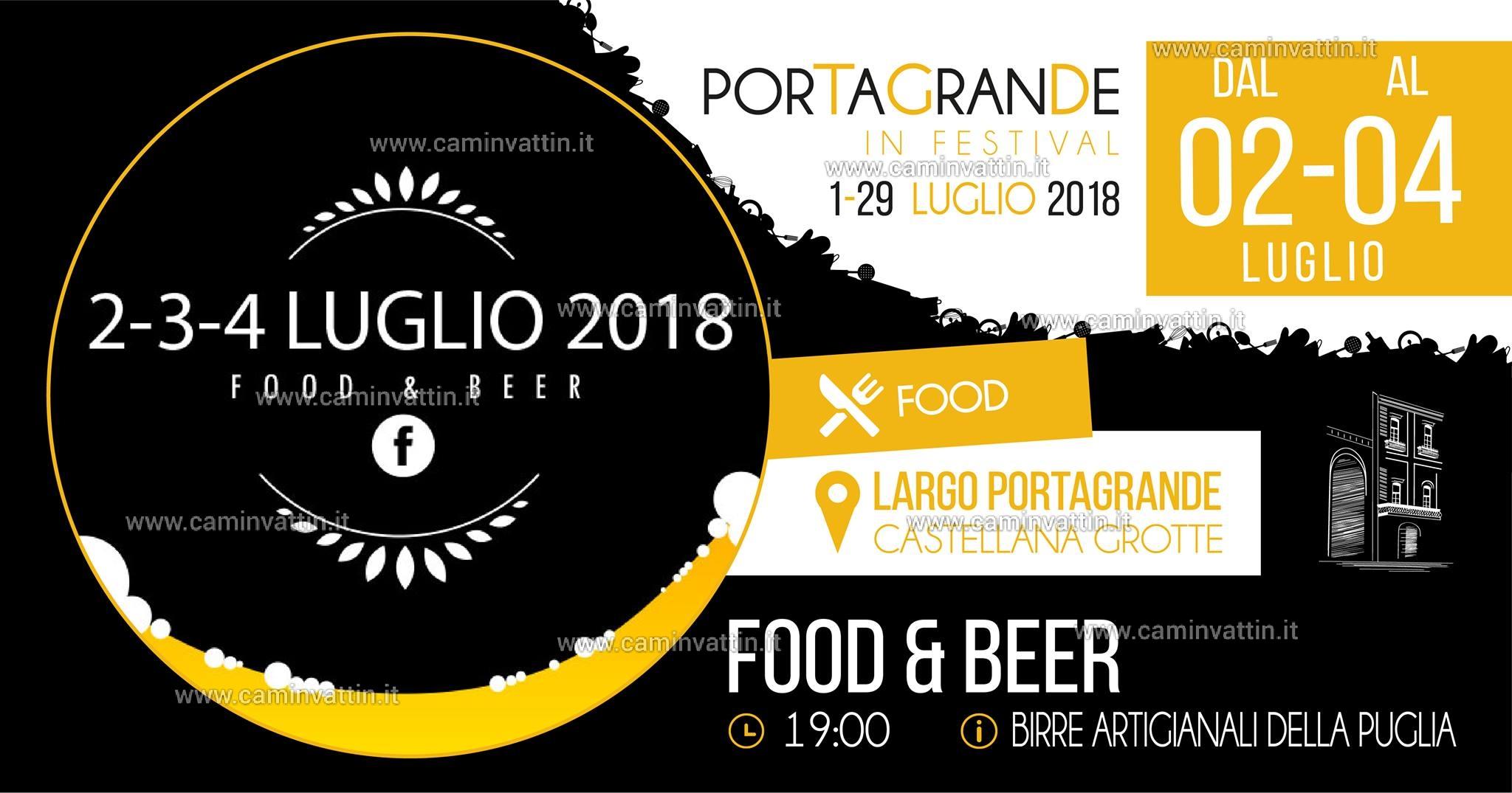 portagrande food beer festival