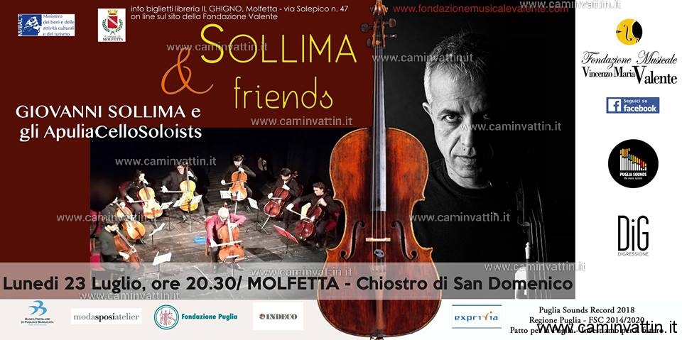 sollima e friends molfetta