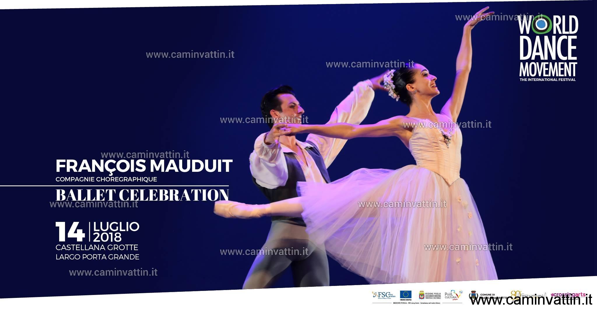 Compagnie Francois Mauduit Ballet Celebration