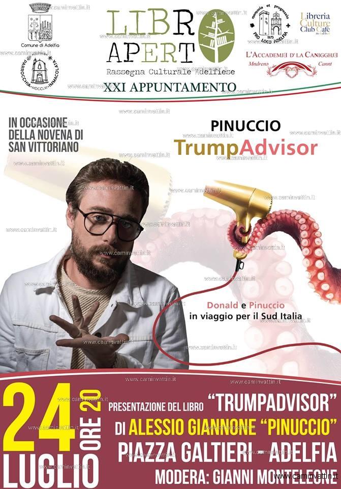 alessio giannone pinuccio trumpadvisor adelfia