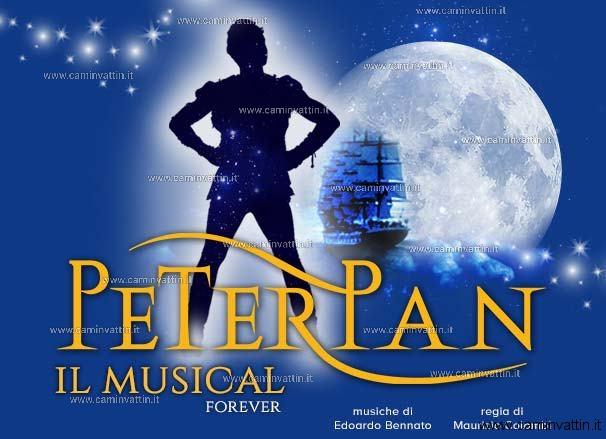 peter pan forever musical teatro team