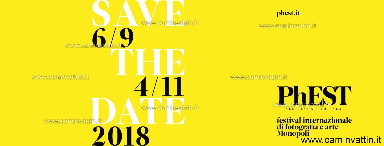 phest 2018 festival internazionale fotografia arte monopoli