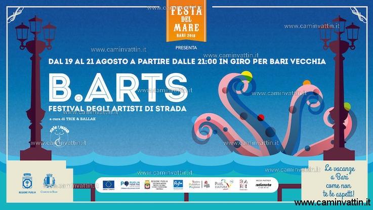 B ARTS Festa del Mare Bari