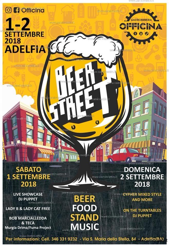 Beer Street Festival adelfia