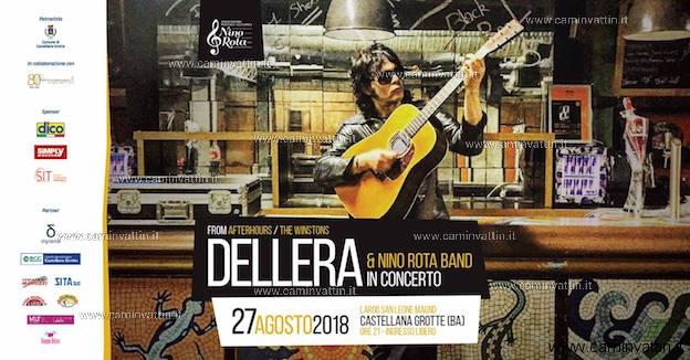 DELLERA concerto gratuito Castellana Grotte