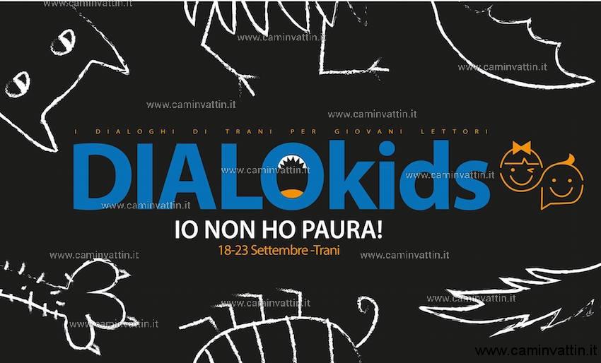 Dialokids 2018 I Dialoghi di Trani per Giovani Lettori