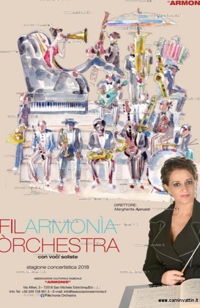 filarmonia orchestra noicattaro