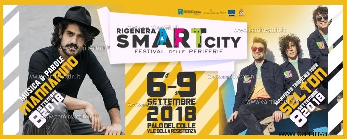 mannarino selton rigenera smart city festival