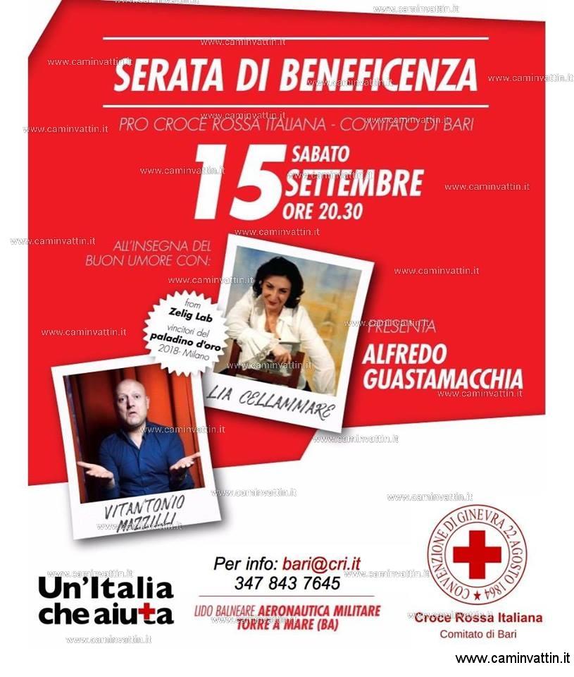festa fine estate croce rossa italiana
