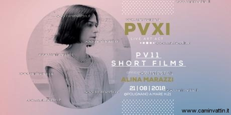 short films exhibition perse visioni 2018