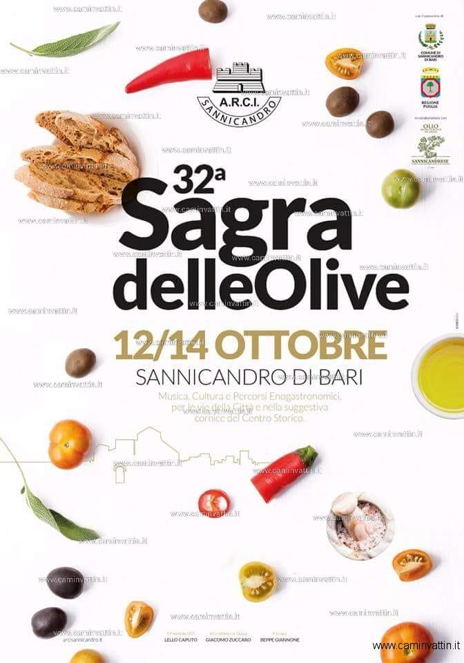 32 sagra olive sannicandro di bari