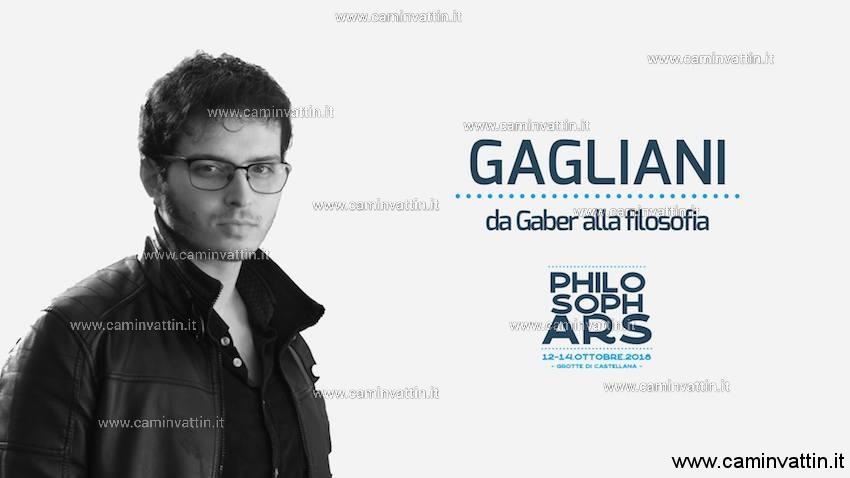 Annibale Gagliani in Impegno e disincanto di Pasolini De Andre Gaber e Rino Gaetano PhilosophArs 2018