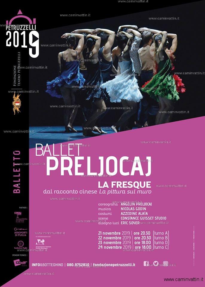BALLET PRELJOCAJ Teatro Petruzzelli