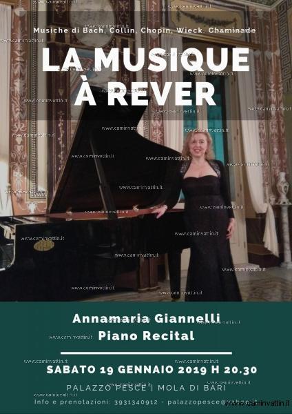 La Musique a Rever Palazzo Pesce