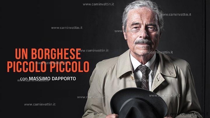Massimo Dapporto Un borghese piccolo piccolo
