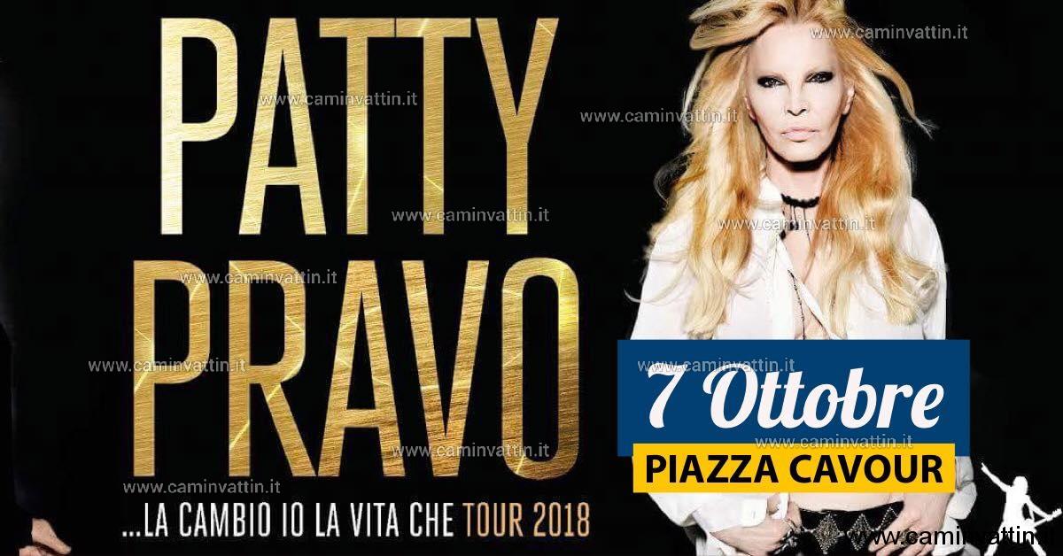 PATTY PRAVO in concerto a Terlizzi
