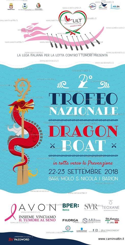 Trofeo Nazionale Dragon Boat Lilt