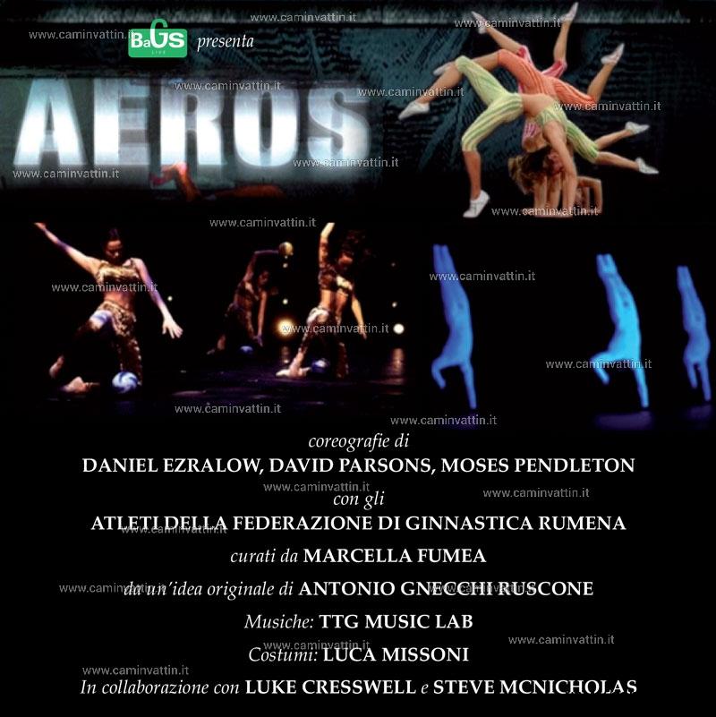 aeros teatro team