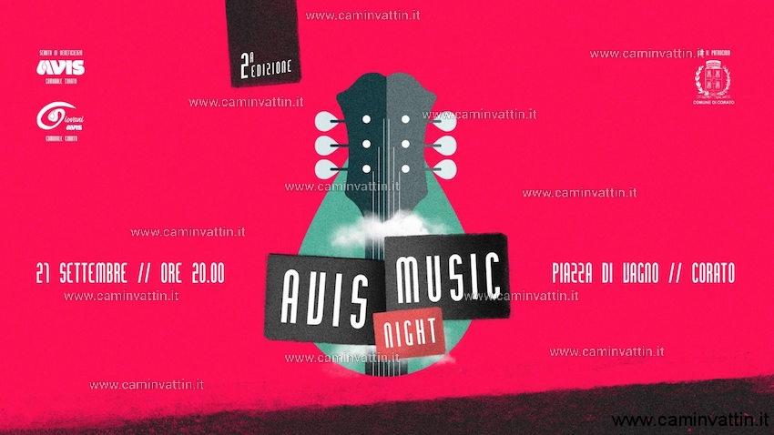 avis night music 2 edizione