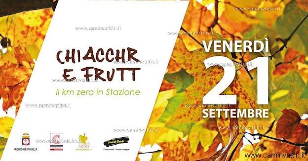 chiacchr e frutt 21 settembre