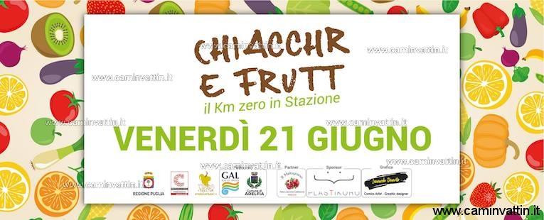 chiacchr e frutt mercatino adelfia