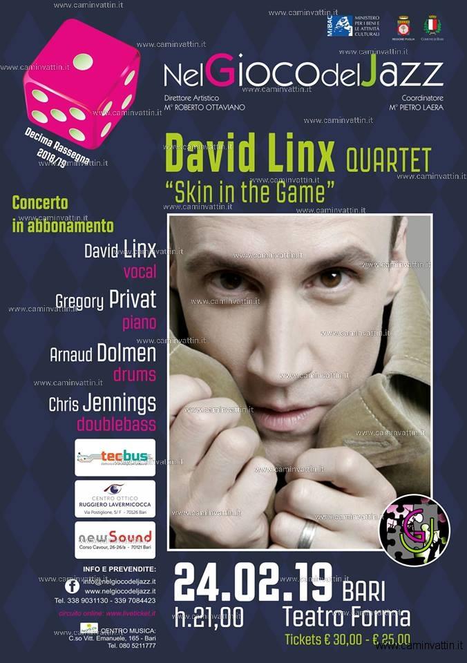 david linx teatro forma