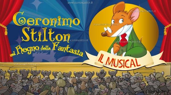 geronimo stilton musical