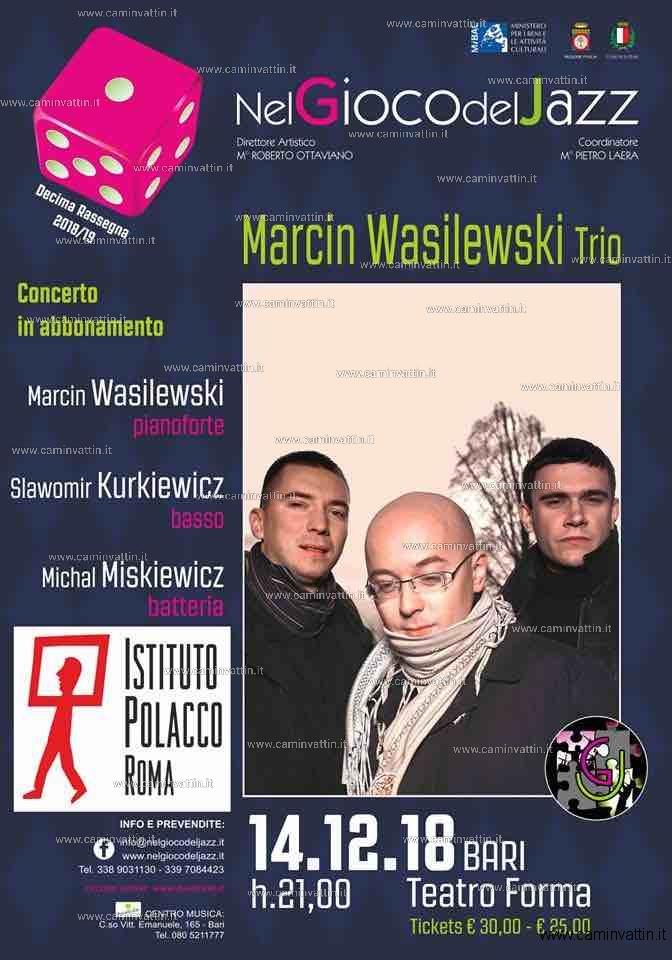 marcin wasilewshi trio teatro forma